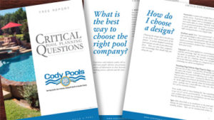 Swimming Pool Buying Guide