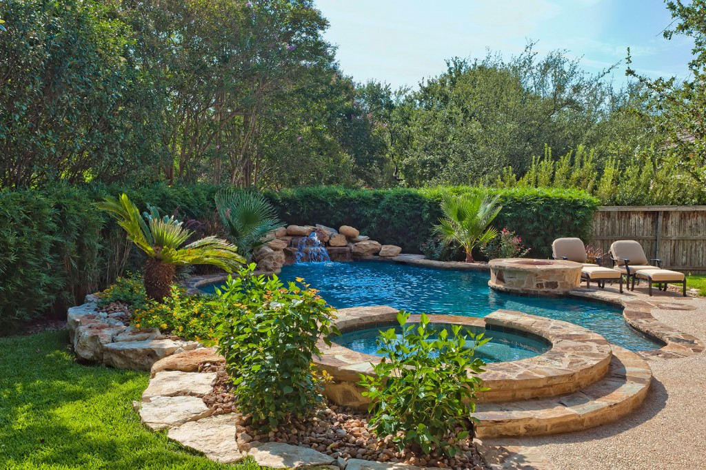 Freeform Pool Designs By Cody Pools In Austin Houston And