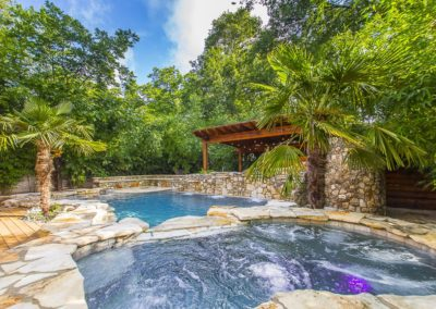Freeform Pool by Austin Pool Builder Cody Pools