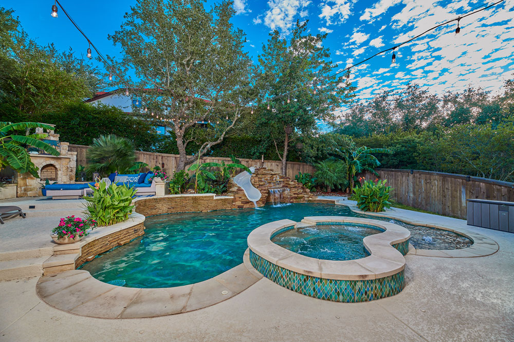Freeform Pool Designs by Cody Pools in Austin, Houston and San Antonio