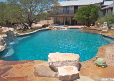 Freeform Pool by San Antonio Pool Builder Cody Pools