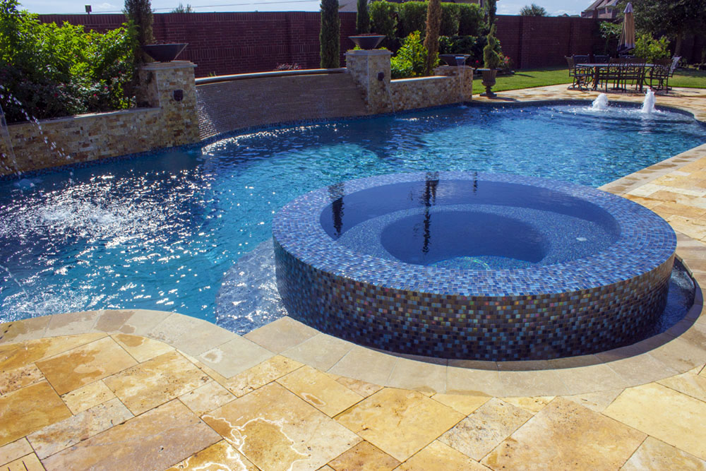 Swimming Pool Builders Houston - Robotena