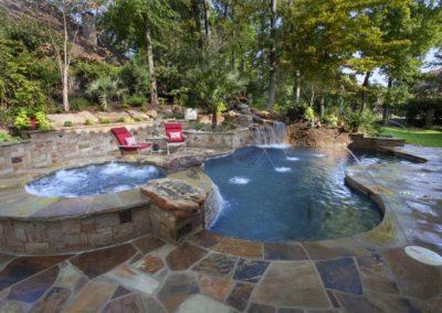 Freeform Pool by Houston Pool Builder Cody Pools