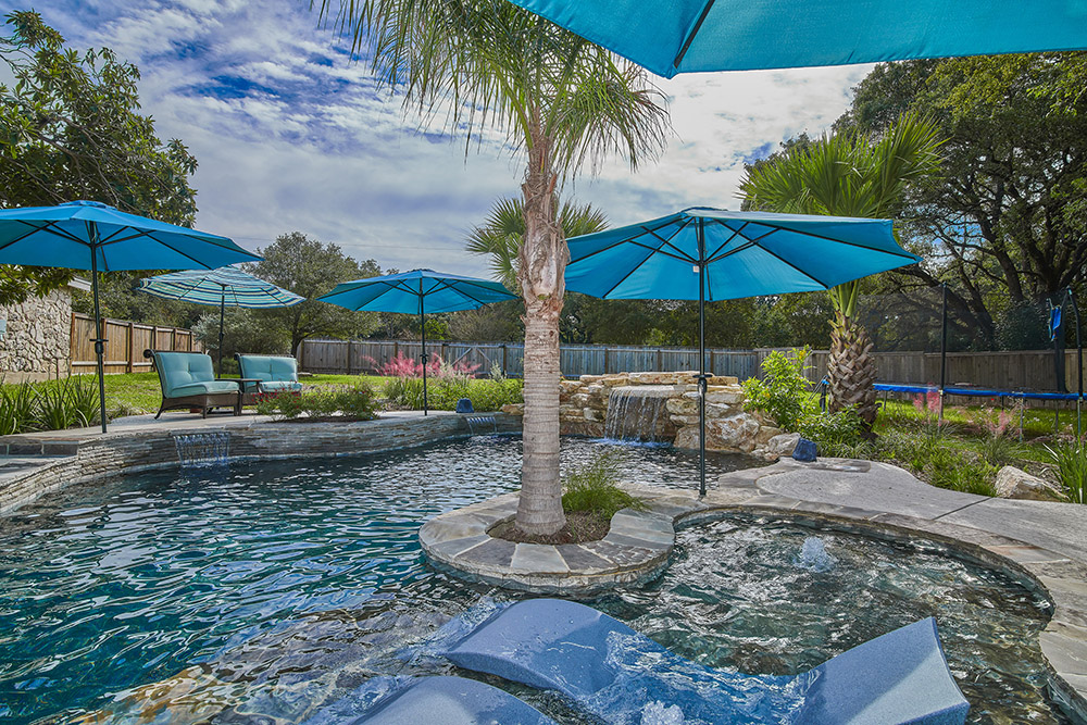 Austin Pool Design Ideas