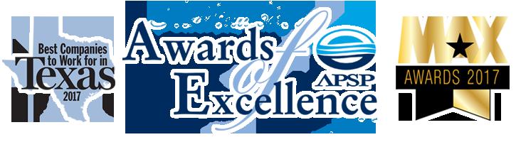 APSP Award Winning Pool Builder
