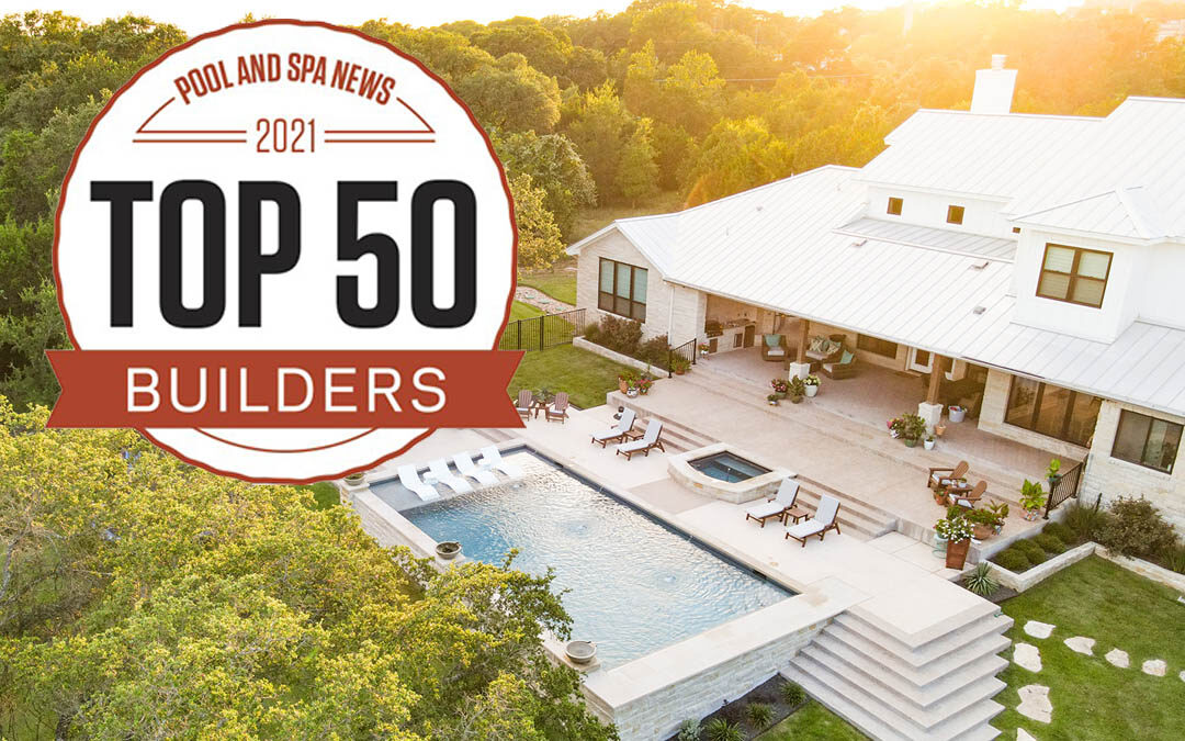 Cody Pools is the Nation's #1 Pool Builder for the 9th year in a row!