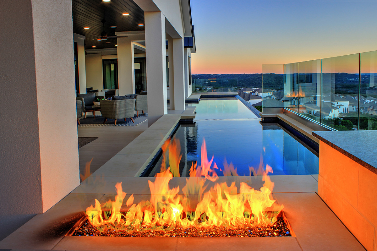 Geometric Pool Designs by Cody Pools Austin, Houston and San Antonio